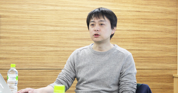 Practice Fields トークセッション:宮脇氏