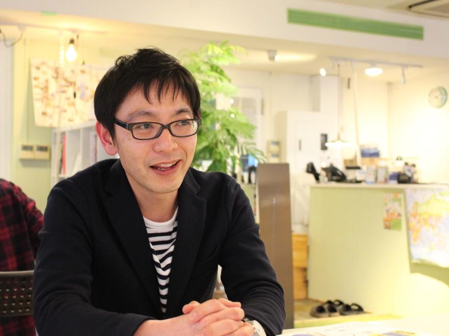 OBインタビュー:株式会社Studio947 代表取締役 狩野祐東氏