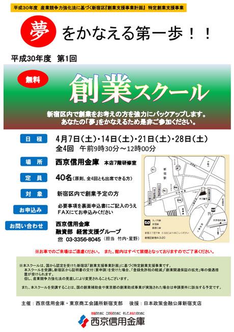 西京信用金庫 創業スクール