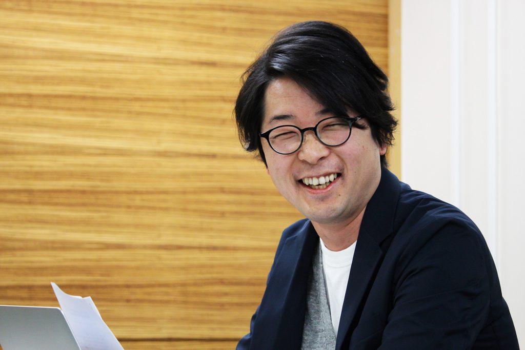 株式会社インクルードデザイン 代表取締役 北川巧氏