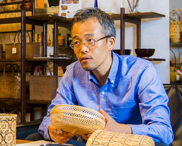 利用者インタビュー:日本工芸株式会社 代表取締役社長 松澤 斉之氏