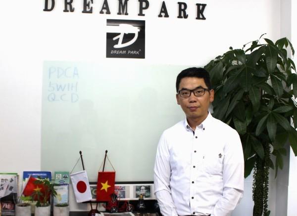 OBインタビュー:DREAM PARK株式会社 代表取締役 朴相範氏