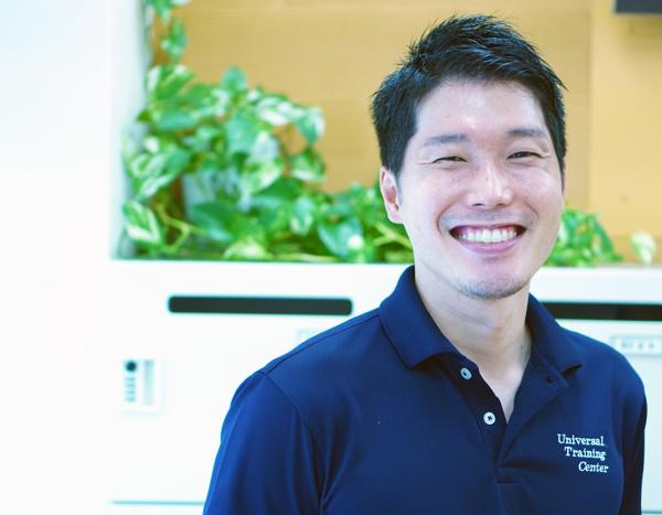 利用者インタビュー:株式会社ユニバーサルトレーニングセンター 代表取締役 菅原瑞貴氏
